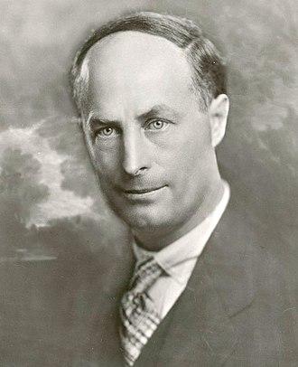 Douglas Mawson - Mawson in 1926