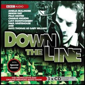Down the Line (radio series) - Cover of audio recording of Down the Line