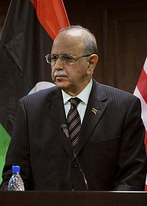 Abdurrahim El-Keib - Image: El Keib