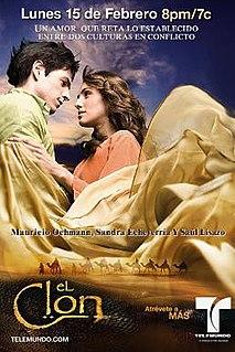<i>El clon</i> internationally produced Spanish-language telenovela