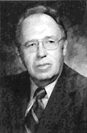 Photo of Eugene E. Campbell