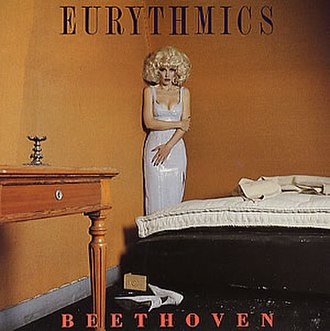 Beethoven (I Love to Listen To) - Image: Eurythmics Beethoven