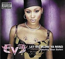 Eve featuring Gwen Stefani — Let Me Blow Ya Mind (studio acapella)
