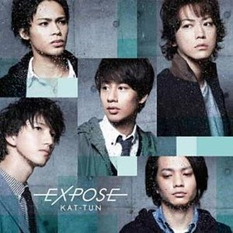 Expose (song) - Image: Expose 2012