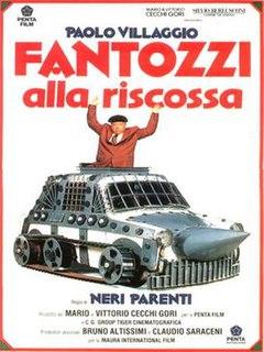 <i>Fantozzi alla riscossa</i> 1990 film by Neri Parenti