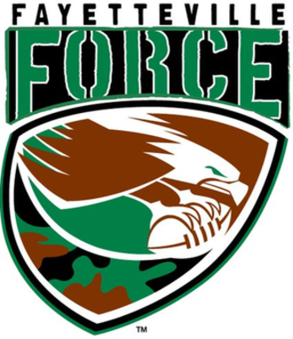 Fayetteville Force (SIFL) - Image: Fayetteville Force