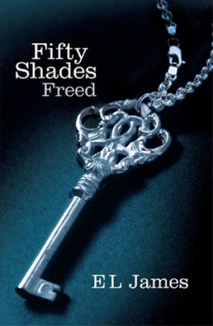 Fifty Shades Freed - Image: Fifty Shades Freed book cover