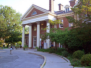 University of Toronto Faculty of Law - Joseph Flavelle House at the University of Toronto Faculty of Law