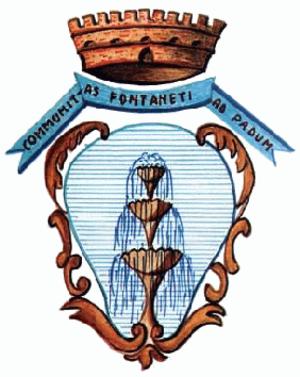 Fontanetto Po - Image: Fontanetto Po Stemma