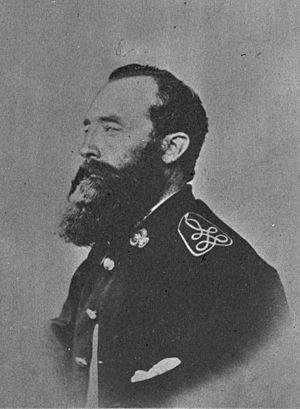 Frederick Pottinger - Official portrait of Frederick Pottinger