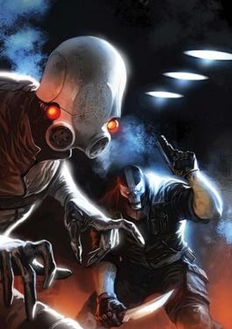 Ghost (Marvel Comics) - Image: Ghost (Marvel character)