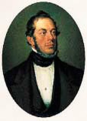 Giovanni Luppis - Giovanni Luppis in his early years