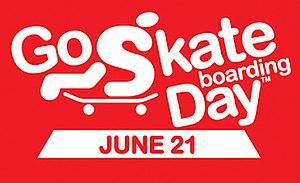 Go Skateboarding Day - Go Skateboarding Day Logo