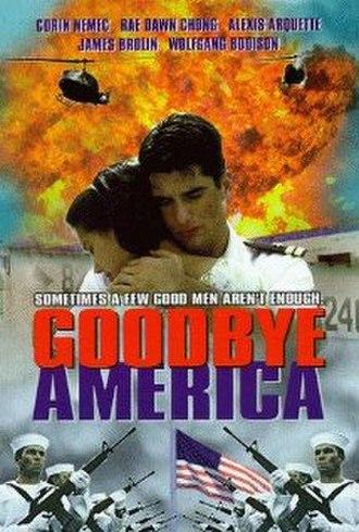 Goodbye America - Film poster