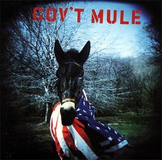 Gov't Mule (album) - Image: Gov't Mule (album)