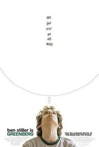 Greenberg (film) - Image: Greenberg poster