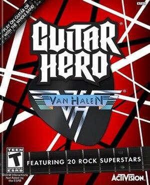 Guitar Hero: Van Halen - Image: Guitar Hero Van Halen