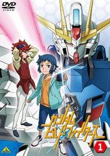 <i>Gundam Build Fighters</i>