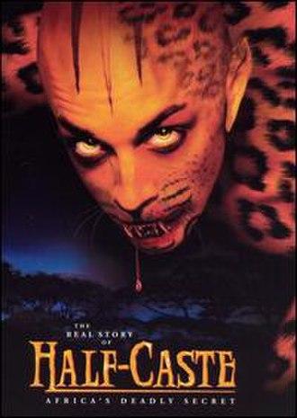 Half-Caste (film) - DVD cover