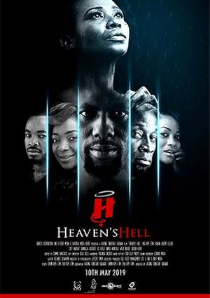 Heaven's Hell - Theatrical release poster