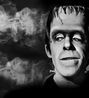 Herman Munster fictional character in The Munsters