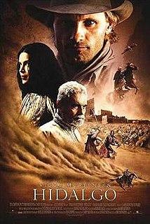 <i>Hidalgo</i> (film) 2004 film by Joe Johnston
