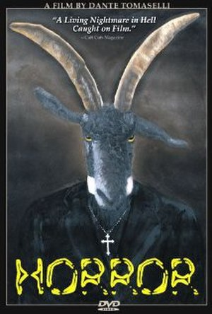 Horror (2002 film) - DVD cover