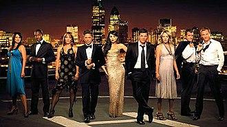 Hotel Babylon - Image: Hotel Babylon cast 2009