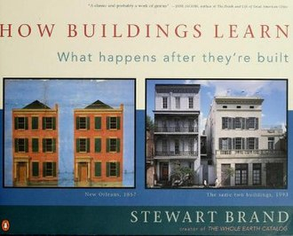 How Buildings Learn - Image: How Buildings Learn (Stewart Brand book) cover
