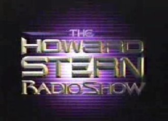 Howard Stern television shows - Opening title