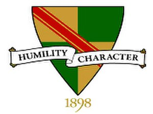 Husson University - Image: Husson University Shield