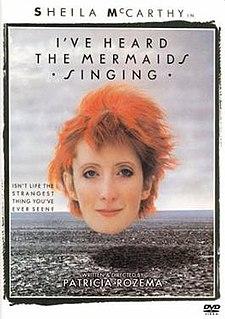 <i>Ive Heard the Mermaids Singing</i> 1987 Canadian film by Patricia Rozema