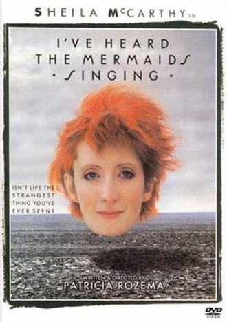 I've Heard the Mermaids Singing - DVD cover