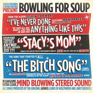 Stacy's Mom - Image: I've Never Done A Nything Like This Single