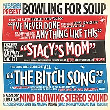 Bowling For Soup - Stacy's Mom Lyrics   MetroLyrics