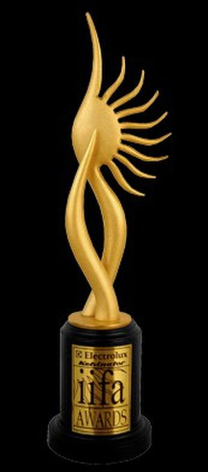 International Indian Film Academy Awards - Image: IIFA trophy