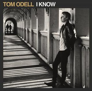 I Know (Tom Odell song) - Image: I Know single cover