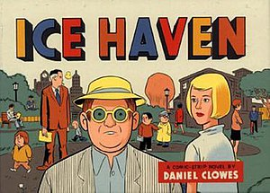 Ice Haven - The cover of Ice Haven