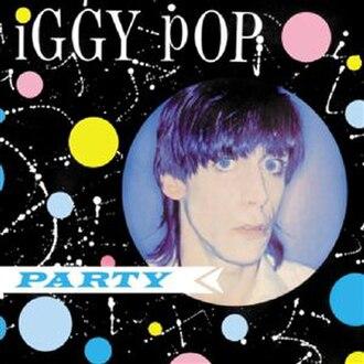 Party (Iggy Pop album) - Image: Iggy Pop Party