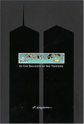 In the Shadow of No Towers - Cover of In the Shadow of No Towers Hardcover
