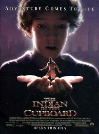 Picture of a movie: The Indian In The Cupboard
