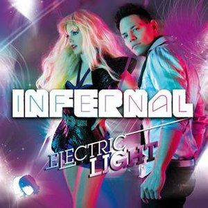 Electric Light (song) - Image: Infernal Electric Light Cover