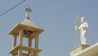 Karemlash - Christianity is the main identity of the town today.