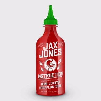 Instruction (song) - Image: Jax Jones Instruction