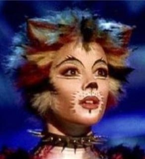 """Jemima (cat) Main character in the musical """"Cats"""""""