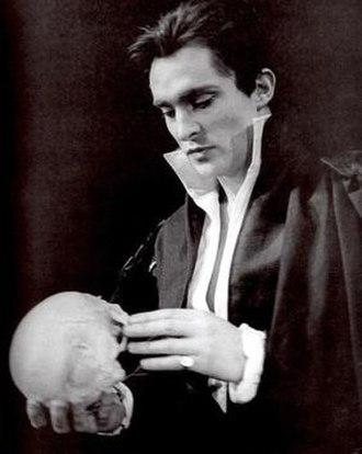Jeremy Brett - Hamlet - 1960
