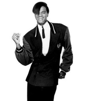 Jermaine Stewart - Stewart in a promotional image