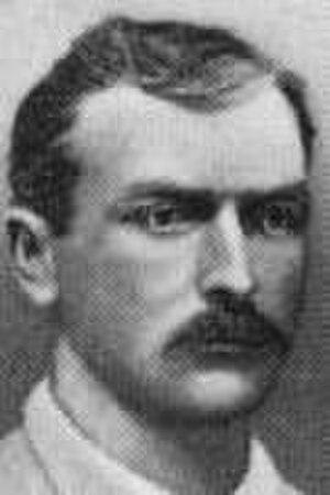 John Glenn (1870s outfielder) - Image: John W. Glenn