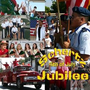 Schertz, Texas - Image: Jubilee montage copy