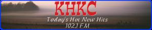KHKC-FM - Image: KHKC 102.1FM logo